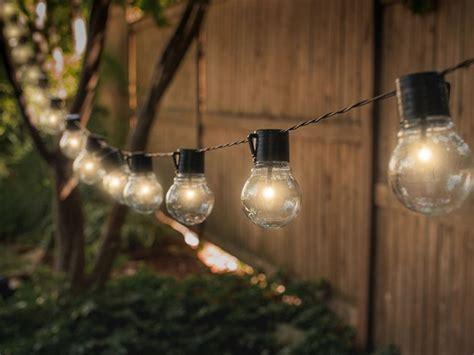 Edison Patio Lights Touch Of Eco Socialite Solar 20 Edison Patio Lights