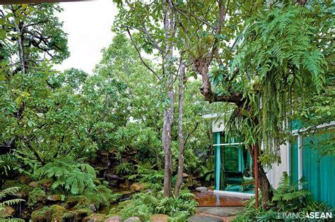 rainy season forest garden for tropical areas living asean