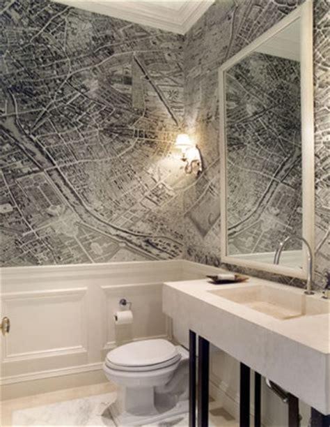 map bathrooms aerial photo map wallpaper in half bath my house my