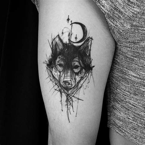 40 amazing wolf tattoo designs and ideas tattoobloq