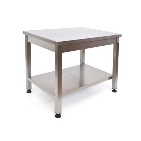 tavolo inox tavolo inox 160 x 70 h 85 cm dom macchine alimentari