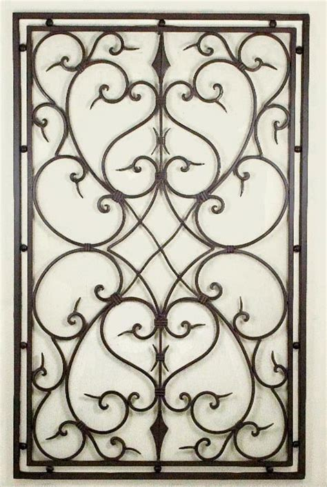 high resolution black iron wall decor 7 wrought iron