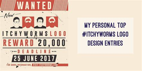 design contest philippines 2017 my personal top itchyworms logo design entries