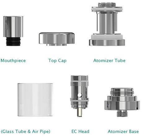 Eleaf Melo Iii Melo Iii Mini Air Pipe Spare Parts Eleaf Melo Iii Mini 2ml Atomizer Eleaf