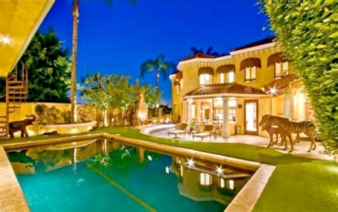 hollywood mansions villa raphael glam deco 1920 s hollywood mansion on the