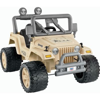 Fisher Price Jeep Fisher Price Power Wheels Jeep 99 99 At Meijer
