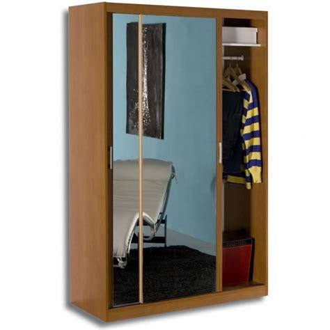 armadio a specchio armadio due ante scorrevoli a specchio colore ciliegio