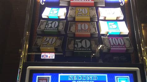 top dollar high limit  bonus win slot machine youtube