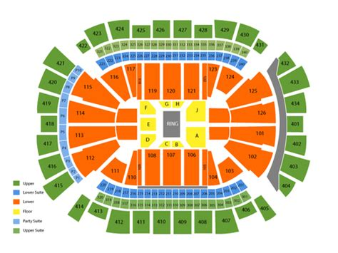 Kevin Hart Toyota Center Toyota Center Seating Chart Events In Houston Tx
