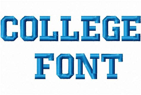 College Letter Font 11 Block Letter Font Images College Block Letter Font College Fonts And