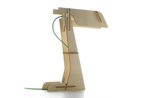 Flat Pack by Flat Pack Zeta L Unfolds From Interlocking Plywood