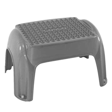 Small Step Stools by Cosco Small Molded One Step Stool Colonialmedical