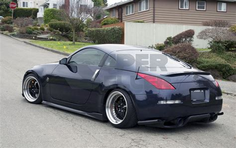 nissan 350z type unpainted for nissan 350z fairlady z33 2d coupe oe type