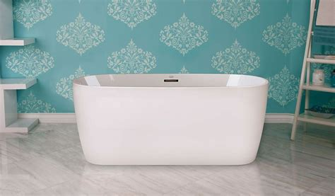 primo bathtub primo 174 5930 oval freestanding bath jacuzzi baths 59l x