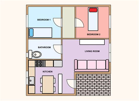 how to make a blueprint of a house bedroom 95 archaicawful how to draw your bedroom photos