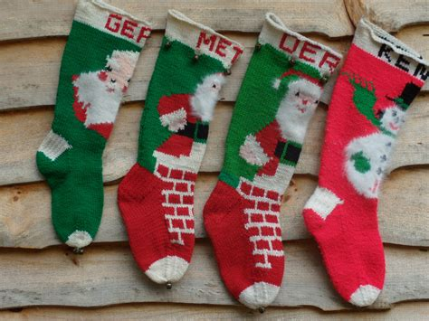 free knitting pattern for large christmas stocking halcyon yarn blog category halcyon yarn