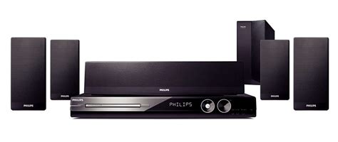 dvd home theater system hts3555 37 philips