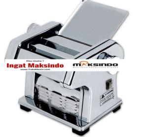 Mesin Pembuat Bakso Skala Rumah Tangga Kecil Bonus Resep Bakso Kenyal 1 jual mesin pembuat mie listrik mks 140 di malang toko