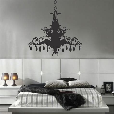 chandelier wall sticker chandelier wall sticker trendy wall designs