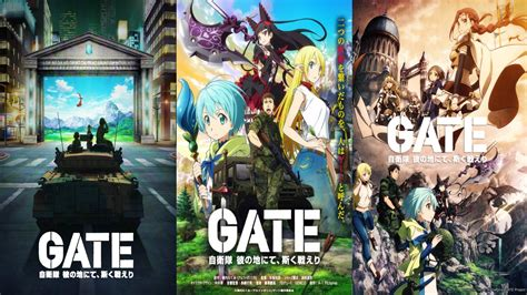 anime gate gate full hd wallpaper and background image 1920x1080