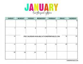 2018 Calendar Printable Free Awesome Free Printable Kid Calendars 2018 2017 2018