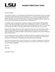 Cover Letter Resume Email email cover letter email cover letter and resume email cover letter