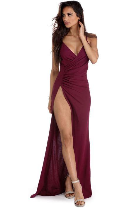 best 25 slit dress ideas on dress