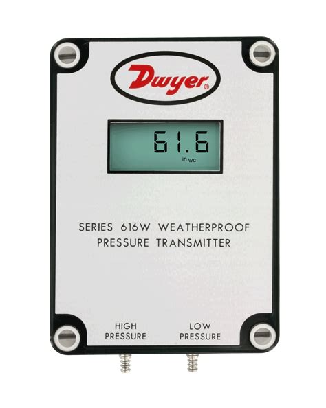 Home Design Hvac series 616w differential pressure transmitter which has
