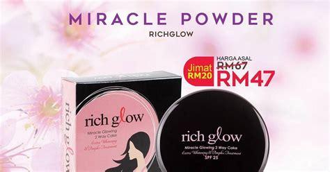 Bedak Tabur Makeover No 1 Richglow Secret Selangor Jenis2x Bedak Yang Ada Di