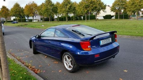 2001 Toyota Celica For Sale 2001 Toyota Celica For Sale For Sale In Blanchardstown