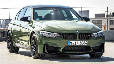 olive green bmw green m3 by bmw individual wears olive color that