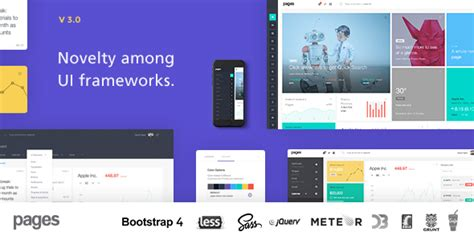 Themeforest Pages | themeforest pages download admin dashboard template