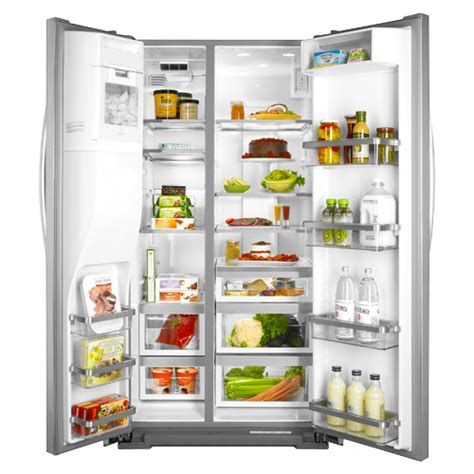 Water Dispenser For Fridge Shelf by Kitchenaid Ksc24c8eyp 23 9 Cuft Side By Side Refrigerator