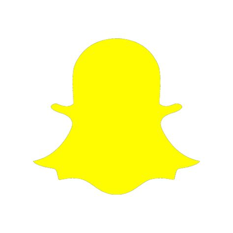 snapchat logo yellow coveted places