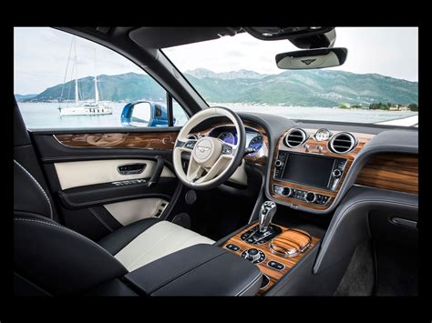 2017 bentley bentayga interior 2017 bentley bentayga diesel interior 1 1024x768