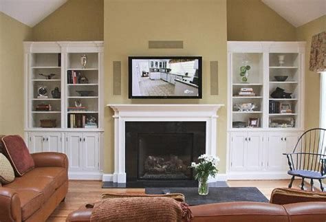 Kitchen Cabinets Philadelphia by White Painted Fireplace Unit