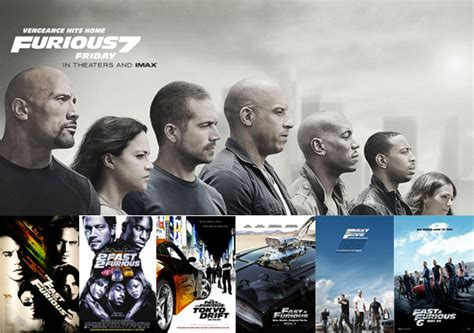 fast and furious movies in order the remarkable evolution of the fast and furious movie