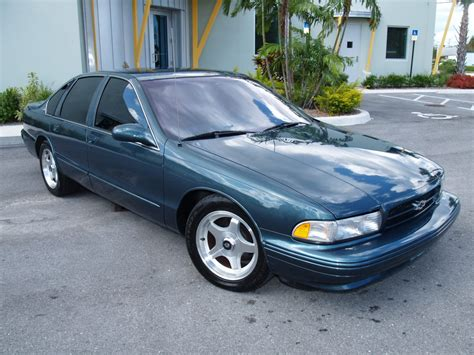 1997 chevy impala ss for sale 1996 chevrolet impala pictures cargurus