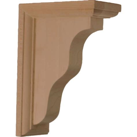 hamilton traditional wood bracket