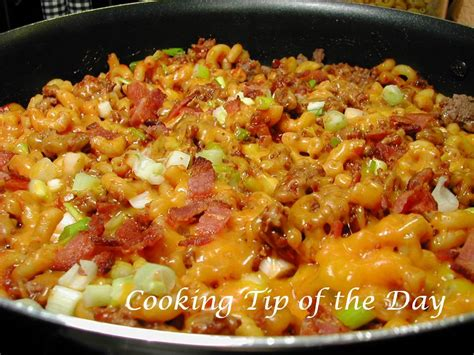 cooking tip of the day 5 great ground beef skillet meals