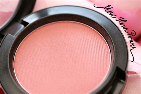 Mac Fleur Power Blush 290rb mac unsung heroes mac fleur power blush and