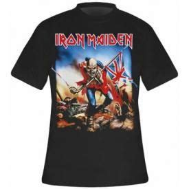 T Shirts Iron Maiden 106 le merchandising iron maiden rock a gogo