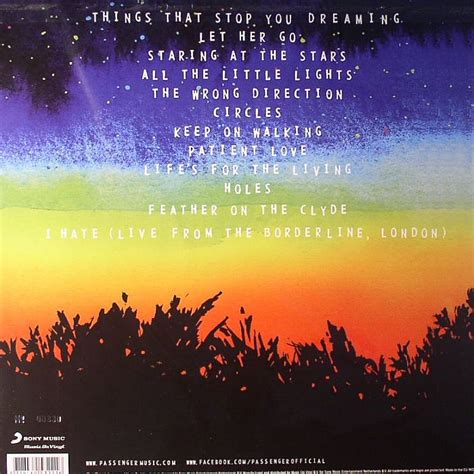 All The Lights by Passenger All The Lights Vinyl At Juno Records