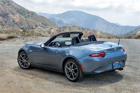 2016 mazda mx 5 miata coupe sporty wallpaper 4