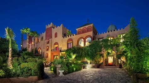 A Place In Marrakesh For Richard Branson To Visit by A Stay At Richard Branson S Luxury Retreat Kasbah Tamadot