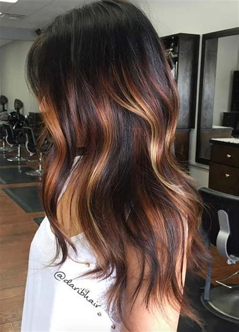hairstyle ideas black hair best 25 black hair with highlights ideas on pinterest