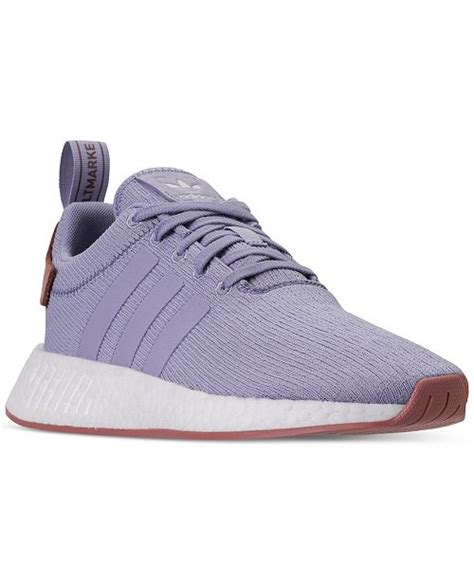 adidas s nmd r2 casual sneakers from finish line finish line athletic sneakers shoes