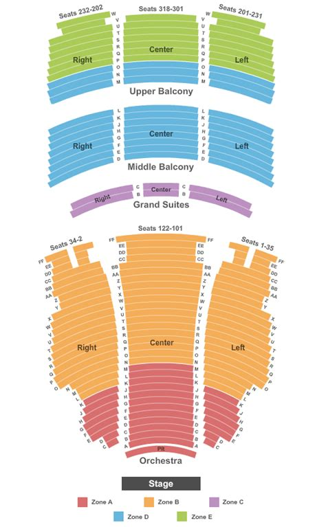 hippodrome baltimore seating chart concert venues in baltimore md concertfix
