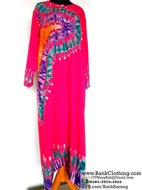 Dress Bali By Cadee Collection bali indonesia clothing bc1 4 bali tie dye clothing