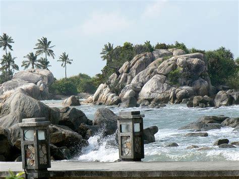 5 Tempat Wisata Pantai Terindah di Bangka Belitung